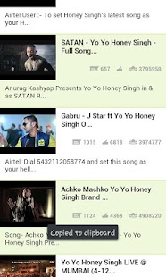 Yo Yo Honey Singh Videos - screenshot thumbnail