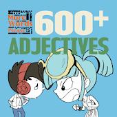 More Words Please 600+ Adj
