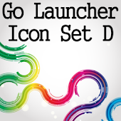 Icon Set D Go Launcher EX