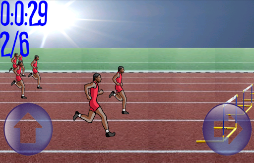 【免費賽車遊戲App】Runner Athletics-APP點子