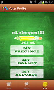 e-Leksyon2013 - screenshot thumbnail