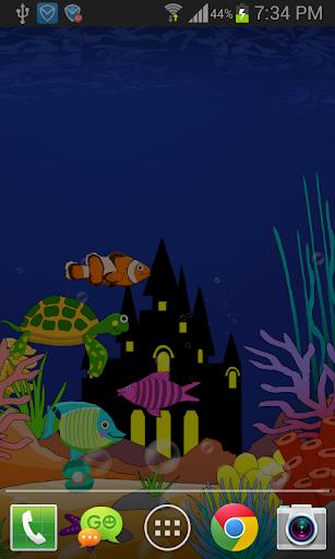 免費下載個人化APP|水族馆海底世界动态壁纸 FREE (PRO) app開箱文|APP開箱王