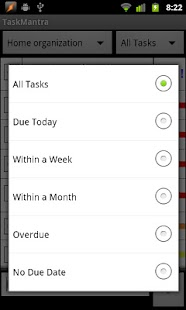 TaskMantra To-do List - screenshot thumbnail