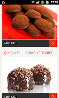 Screenshot of Fabulous Cookie Recipes