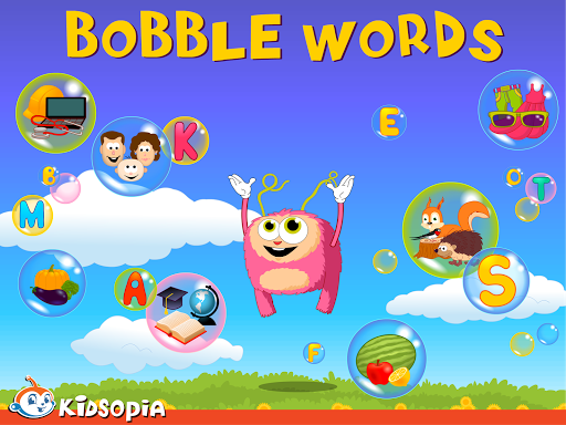 Bobble Words