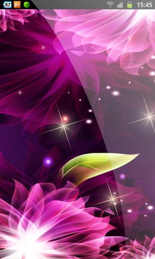 Mood Flower Magic LWP HD
