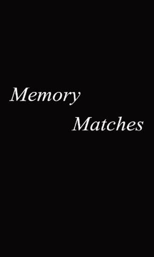 Memory Matches