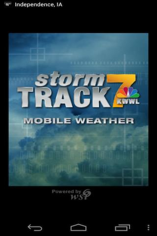 StormTrack7 - screenshot