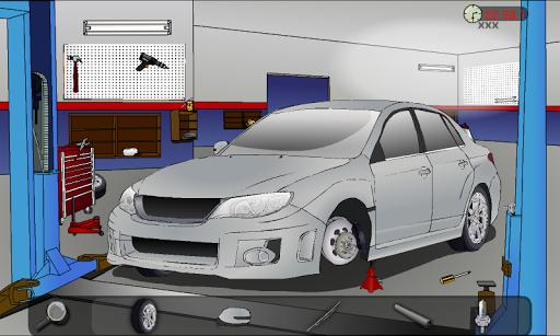 車を再構築