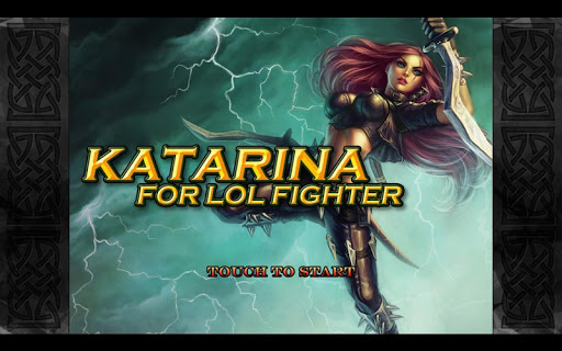 Katarina LOL Fighter