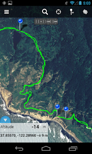 Gaia GPS: Topo Maps and Trails- screenshot thumbnail