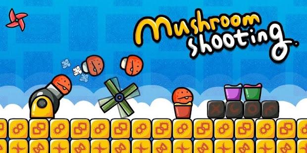 Mushroom Shooting - náhled