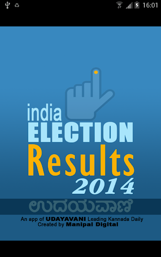 India Poll Results 2014