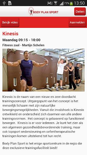 Body Plan Sport Zeewolde