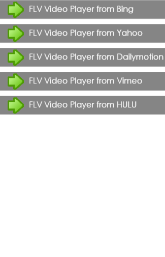 Find FLV Video Player No ADs