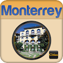 Monterrey offline Travel Guide icon