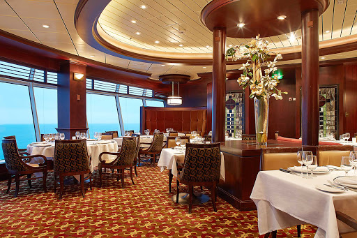 Mariner-of-the-Seas-Chops-Grille - Reservations are recommended for Chops Grille, the popular steakhouse on Mariner of the Seas.