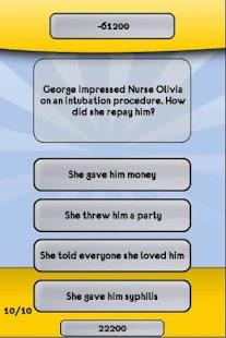 Grey's Anatomy Trivia Quiz
