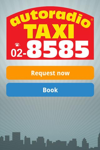 taxicab  radiotaxi 8585 Milano- screenshot