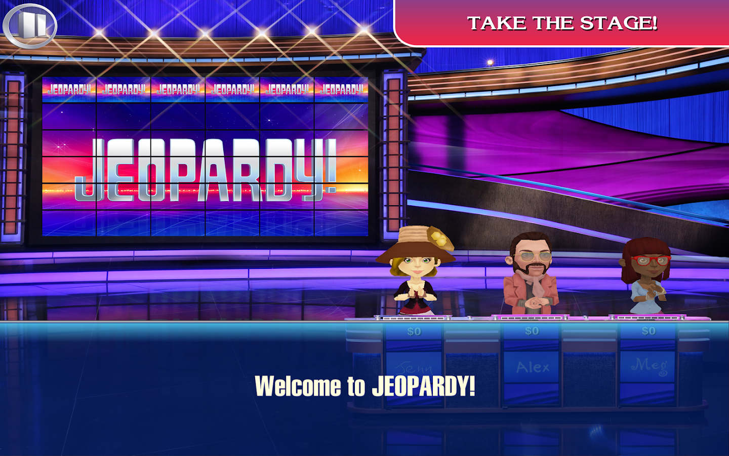 Jeopardy! HD- screenshot