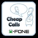 O-Fone – Cheap VOIP Calls logo