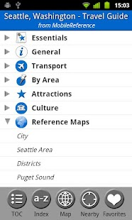 Seattle - FREE Guide & Map- screenshot thumbnail