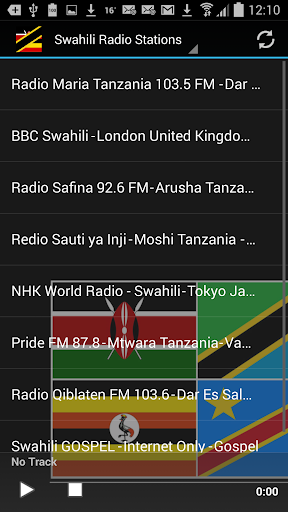 Swahili Radio Stations