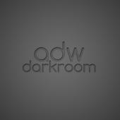 ADW Theme Darkroom Pink