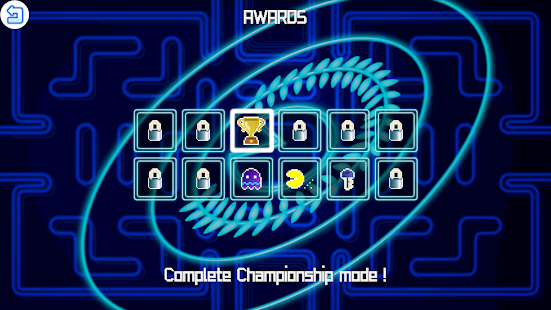 PAC-MAN Championship Ed. Demo - screenshot thumbnail