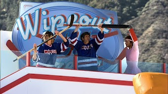Winter Wipeout: Hockey Pucks and Bieber Fever
