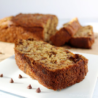 No Sugar or Butter Banana Bread