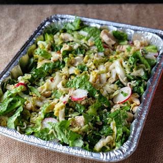 Lettuce Cabbage Salad Recipes.