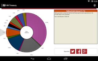 Screenshot of HMRC