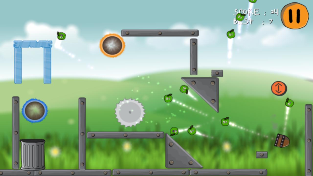 Apple Bin - screenshot