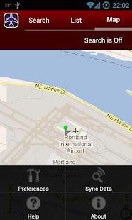 AIR Card® FBO Locator - screenshot thumbnail
