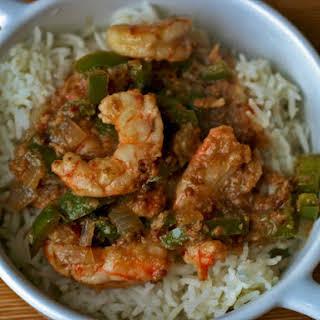 Goan Shrimp Curry.
