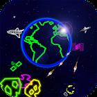 Neon Meteor Attack icon