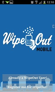WipeOut Mobile - screenshot thumbnail