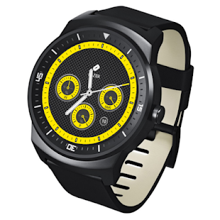razorWFX Sport Watch Face- screenshot thumbnail