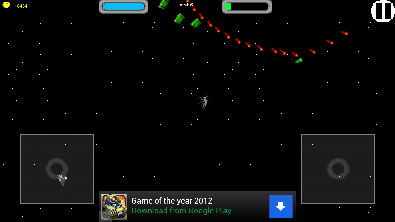 Space ConQuest- screenshot