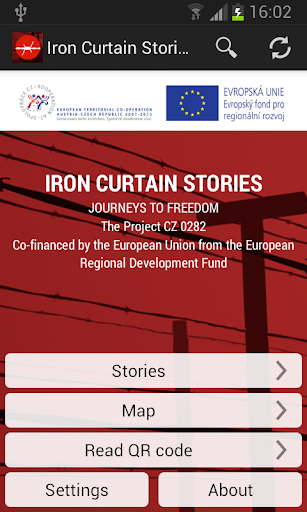 The Iron Curtain stories