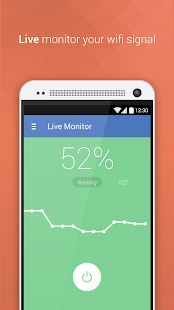 Wifi Buddy: Live Monitor Tool- screenshot thumbnail