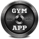 Gym Workout Tracker GymApp icon