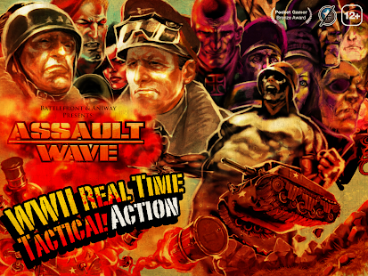 Assault Wave Free- screenshot thumbnail
