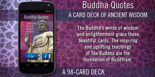 Ancient Wisdom Buddha Quotes