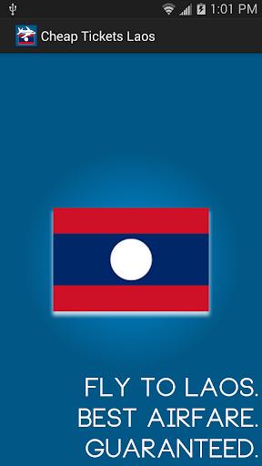Cheap Tickets Laos