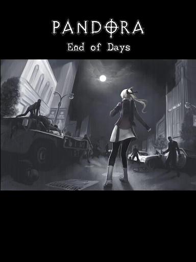 玩免費漫畫APP|下載Pandora - End of Days app不用錢|硬是要APP