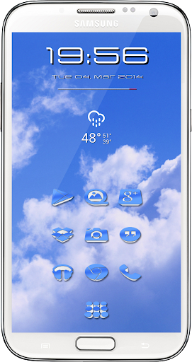 SC 125 Blue