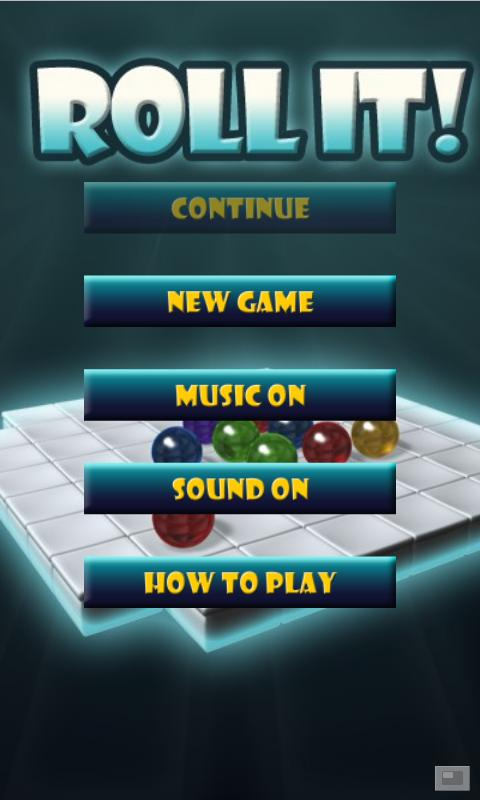 Roll It!- screenshot