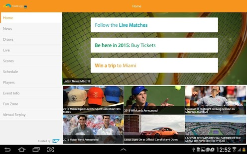 Miami Open- screenshot thumbnail